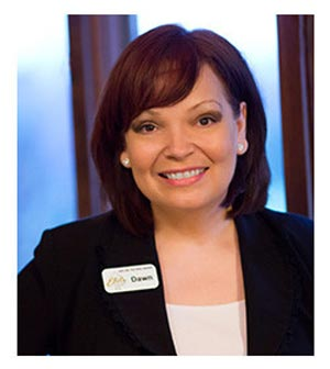 Elite Casino Events President Dawn Takacs