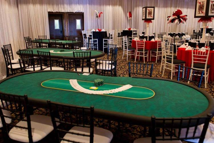 Casino Party Games | Texas Hold'em Poker