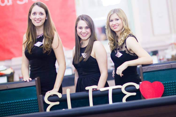 We Can Help You Plan A Private Casino Party Of 30 up to 1000 Guests!