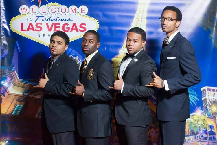 Our Las Vegas Photo Booth Brings 'Old School Cool' To Any Private Casino Party
