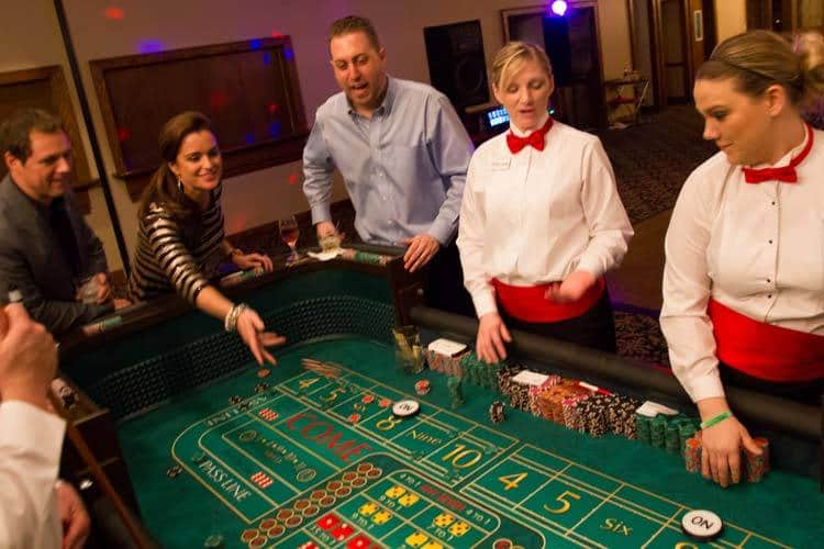 A Casino Birthday Party Is Always A Winner!