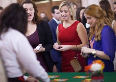 Elite Casino Events Brings Fun and Professionalism to Every Event!