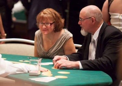 Learning the Elements of Blackjack at this Monte Carlo Night Party!