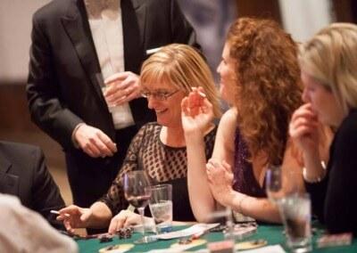 Girls having fun! | Monte Carlo Night