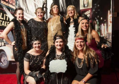 Add Some Fun with a 'Speakeasy Themed - 1920's City Street' Photo Booth!