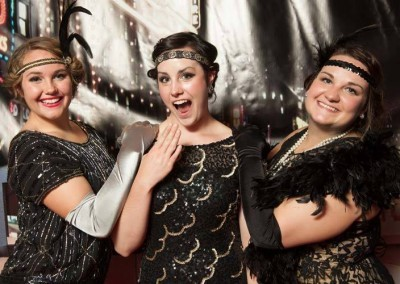 At Ray's Speakeasy Party the Girls Just Wanna Have Fun!