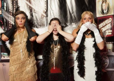 'Hear No...See No...Speak No'...Expect the Unexpected at a 1920's Speakeasy Party!