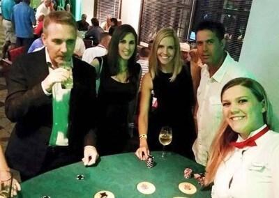 Ben Roethlisberger Foundation | Casino Fundraiser Party, Elite Casino Events