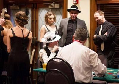 1920's Speakeasy Casino Night Party by Elite Casino Events