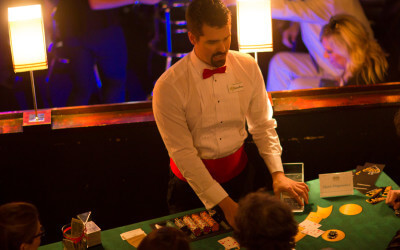 Corporate Holiday Casino Party Ideas & Insights