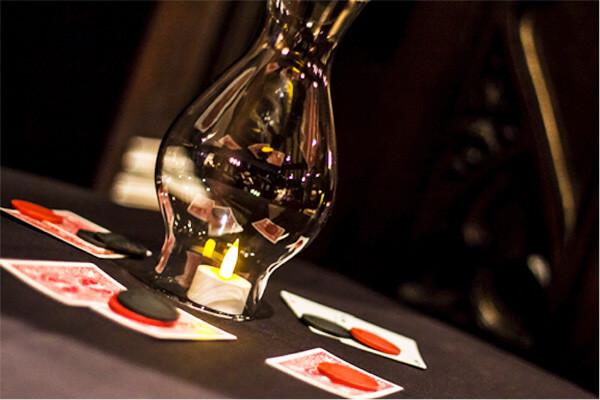 classic casino night decor