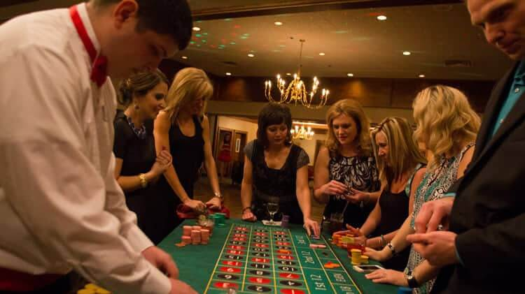 Holiday Casino Event Special | Roulette