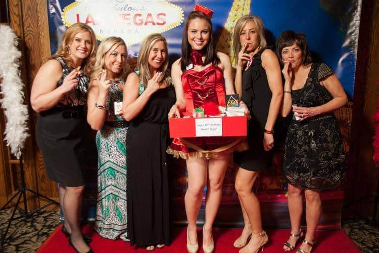 Our Candy Girl is a Hit on The Las Vegas Photo Booth!