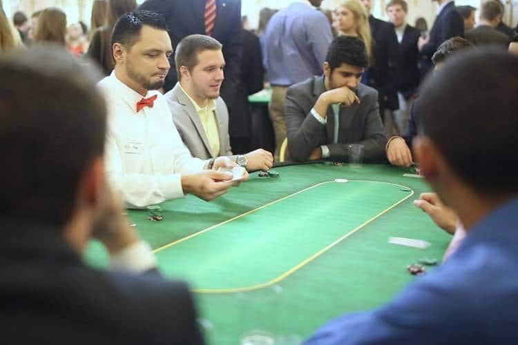 Our Texas Hold'em Poker Dealers Are Certified Professionals Who Can Teach As They Deal