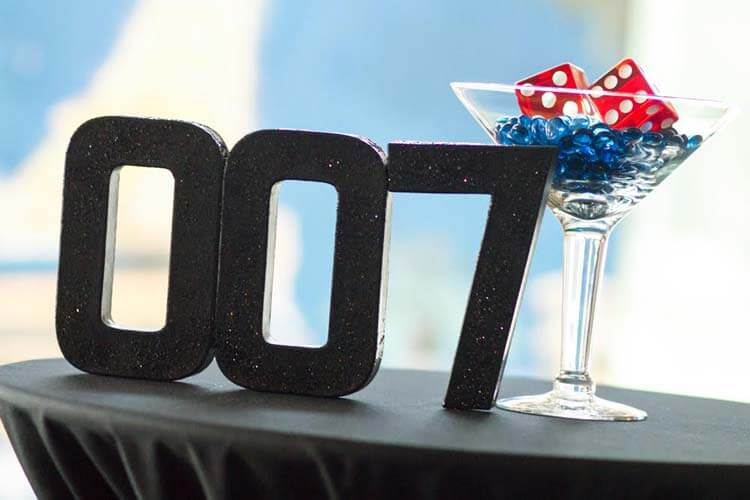 James Bond Party – 7 Simple, Elegant, Affordable Tips!