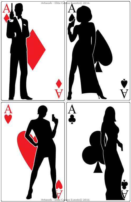 The James Bond Party 7 Simple Elegant Affordable Ideas