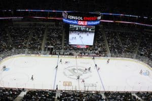 PPG Paints Arena, Pittsburgh PA