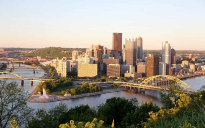 Pittsburgh – 5 Amazing Places for a Casino Party!