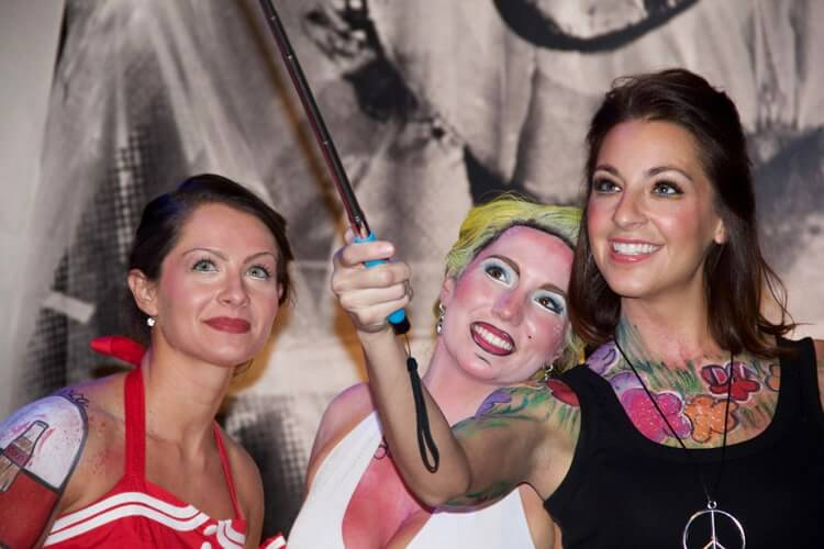 Live Art Party! at The Warhol Museum - Photo Elite Casino Events