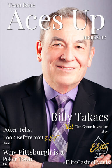 Billy Takacs | Elite Casino Events