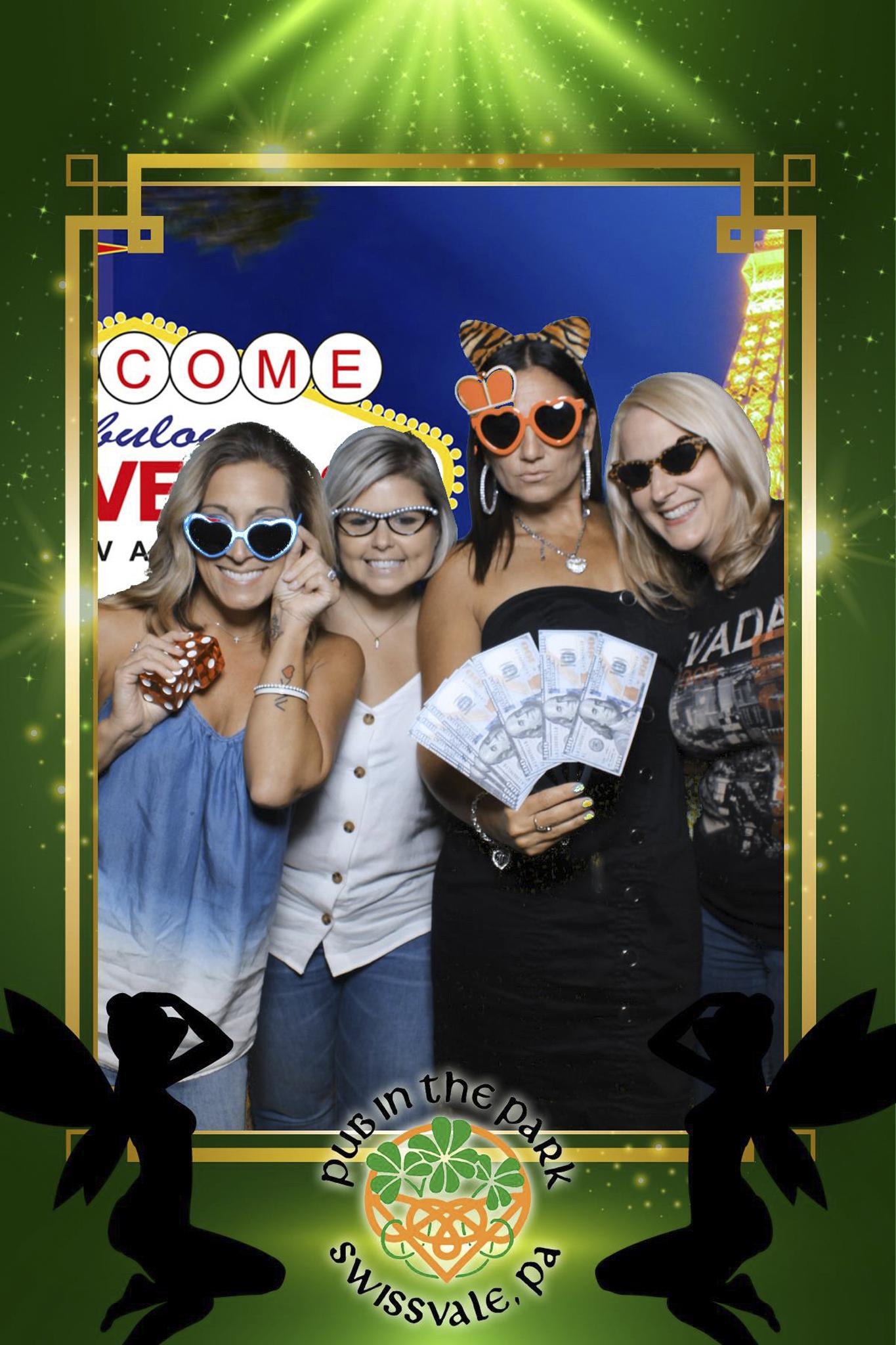 Vegas Photobooth Art