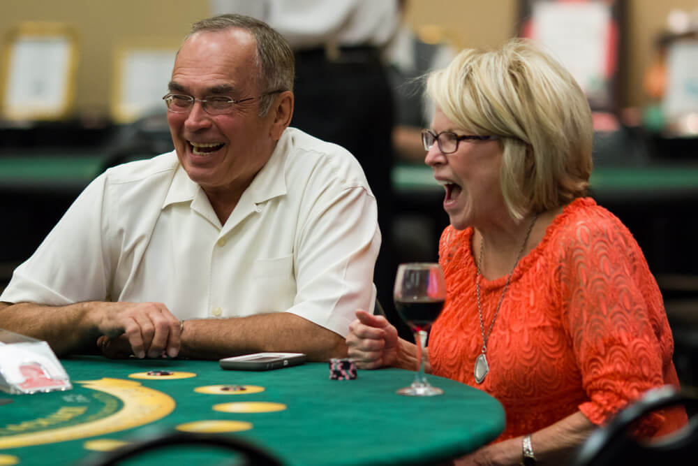 Blackjack is a fun and social game too!