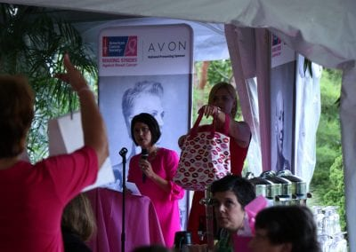 Avon Representative Speaks