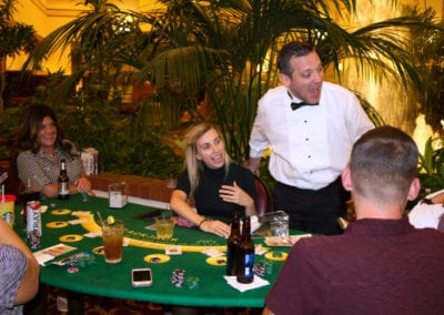 Corporate Casino Party
