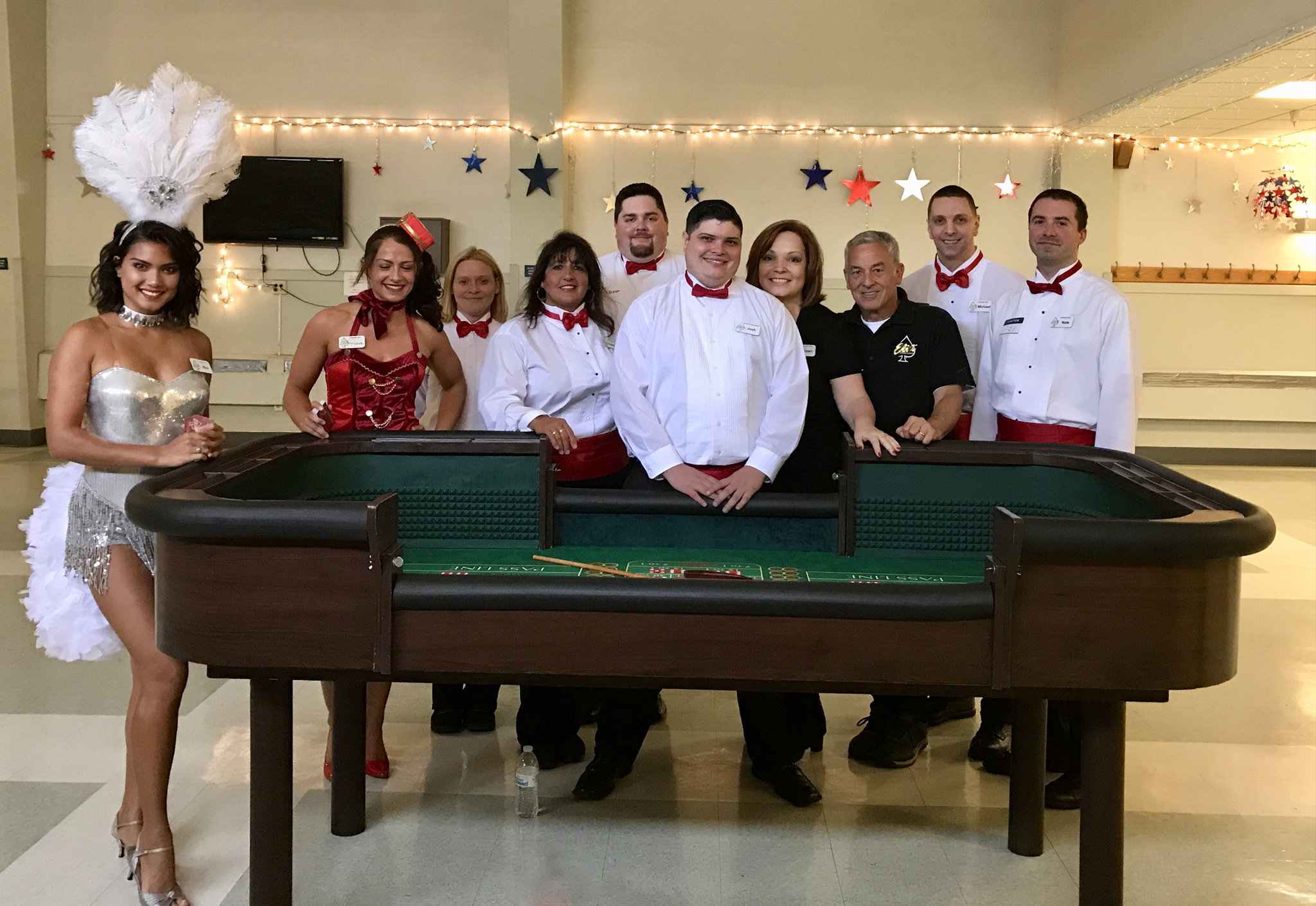 Elite Casino Events Team