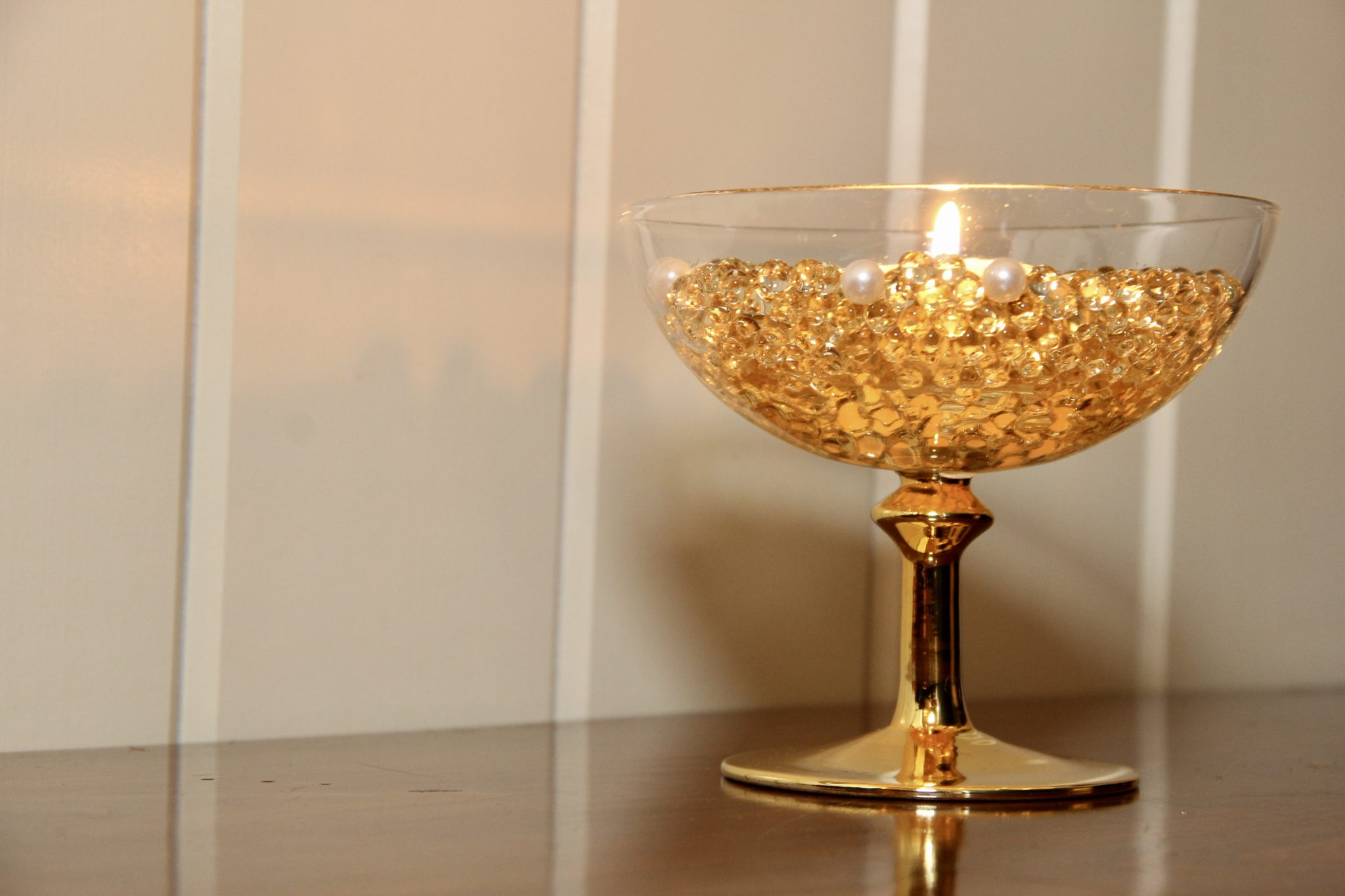 "10"" Champagne Glasses"