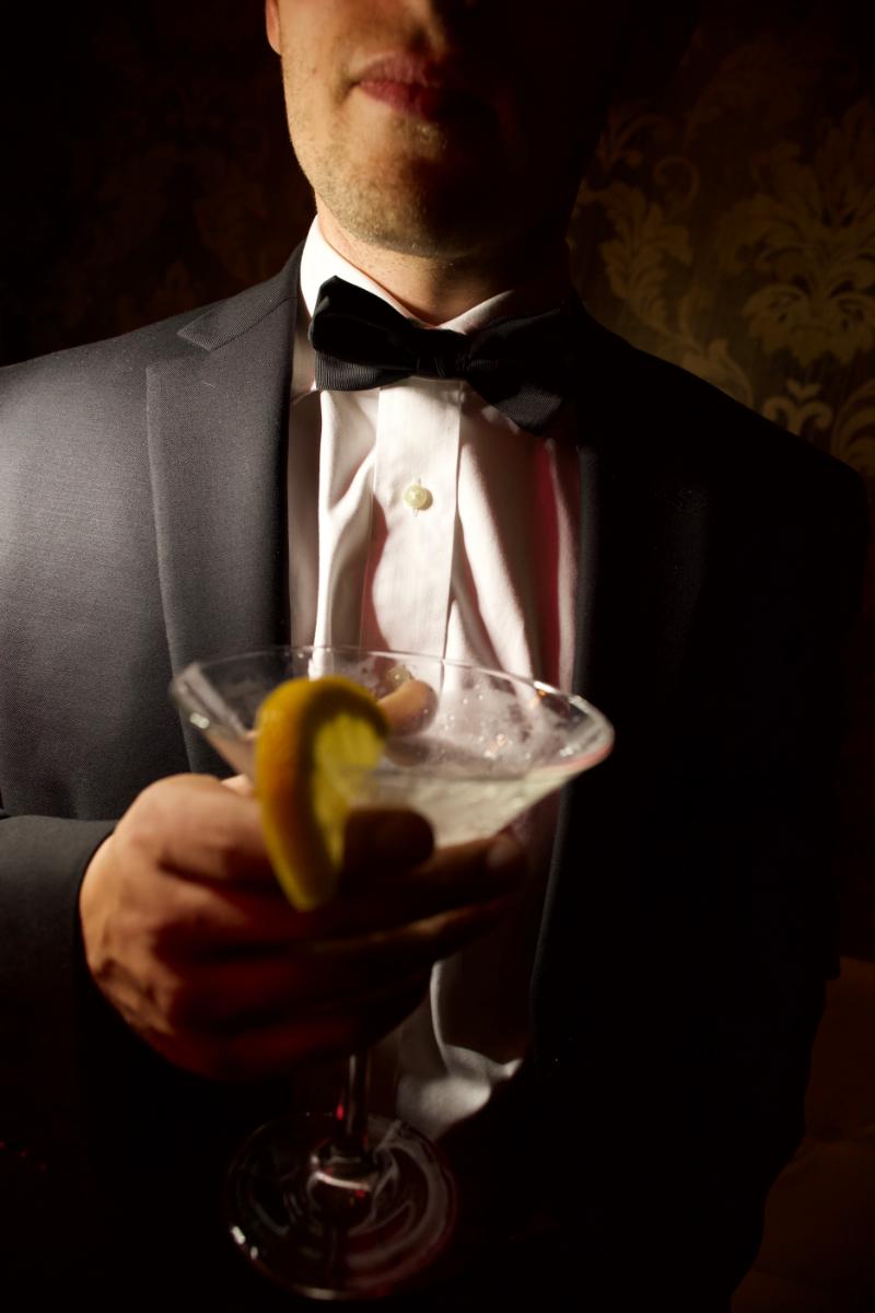 James Bond 007 Soiree
