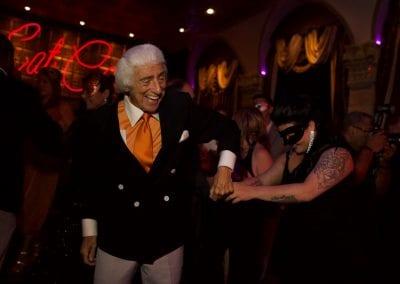 James Bond Soiree Masquerade Ball