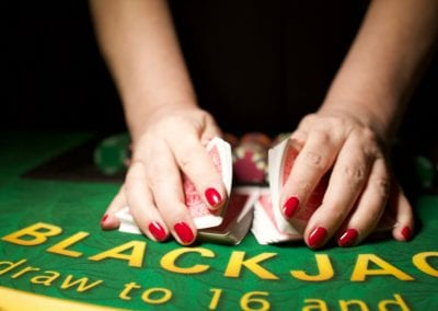 What is a casino night?