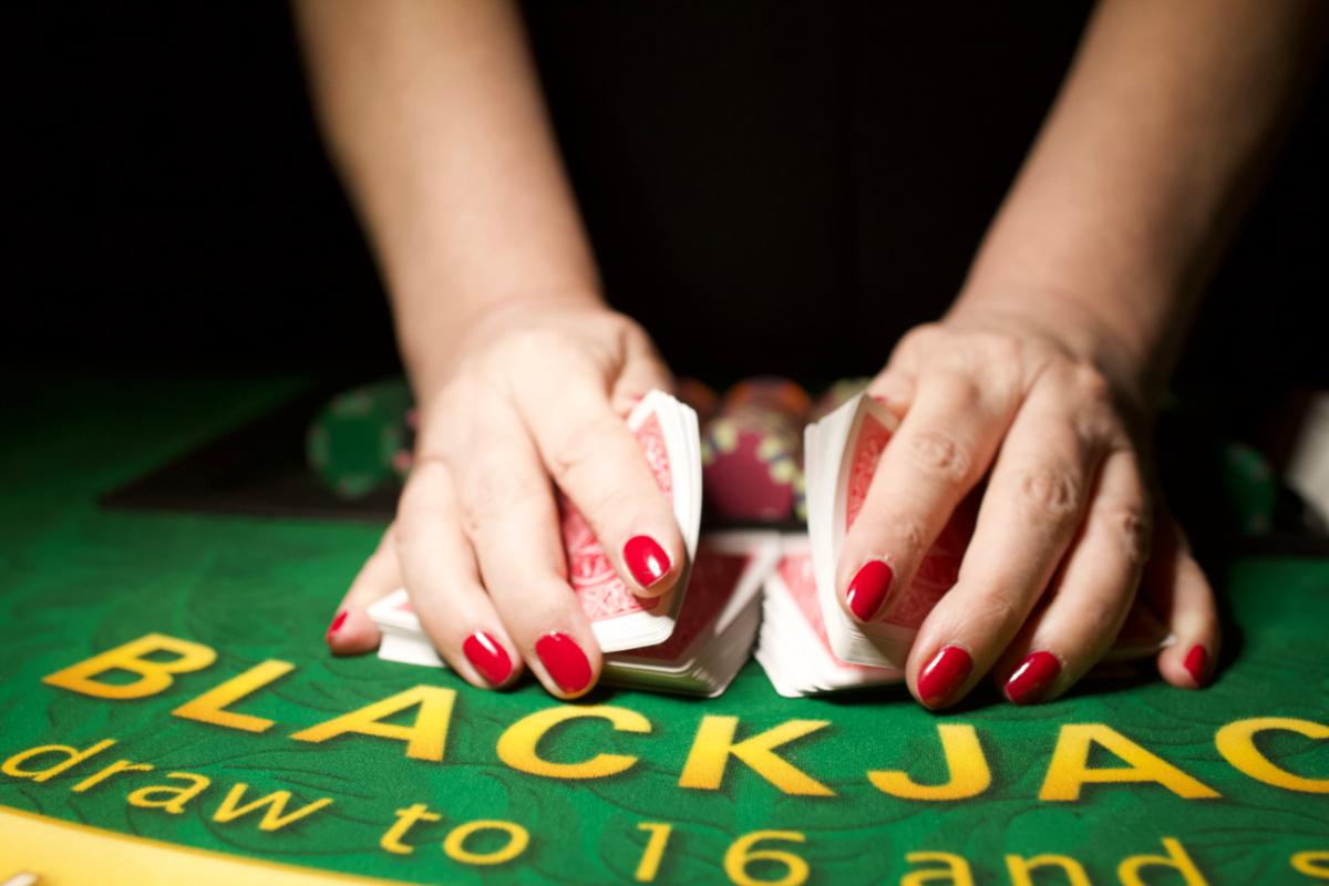 Elite Casino Events Blackjack