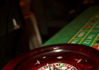 James Bond Soiree Roulette