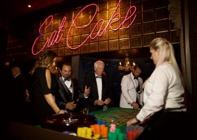 Roulette James Bond Soiree