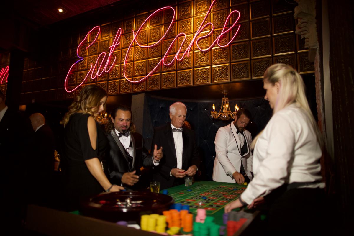 Roulette James Bond Soiree