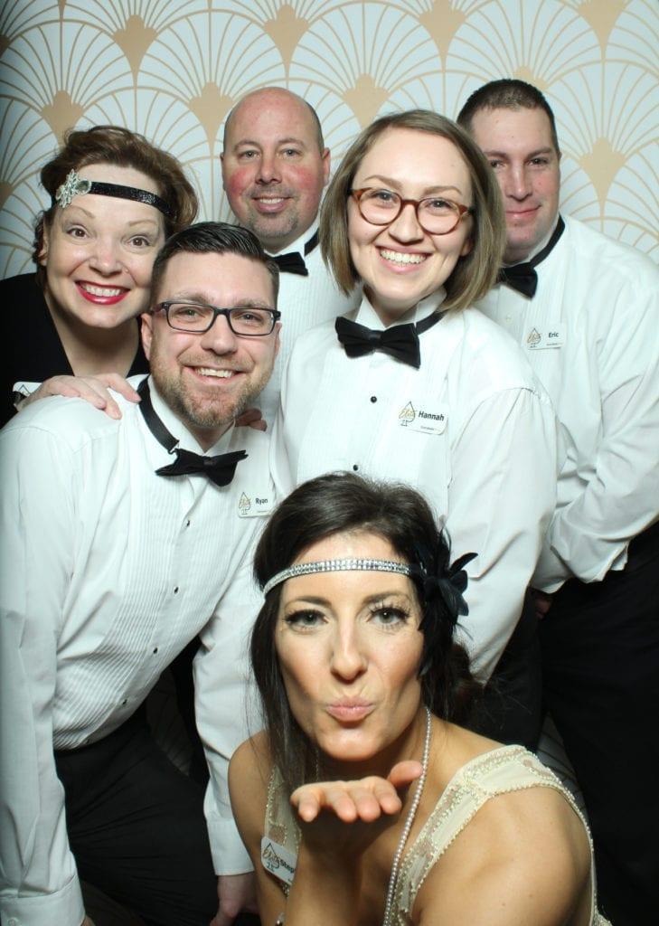 Corporate Casino Party Team