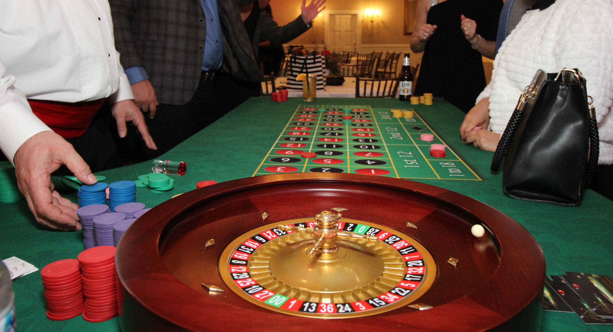 Great casino game for your casino party