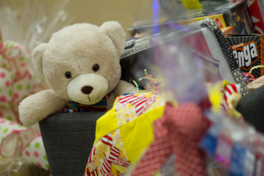 Charity Fundraising event baskets