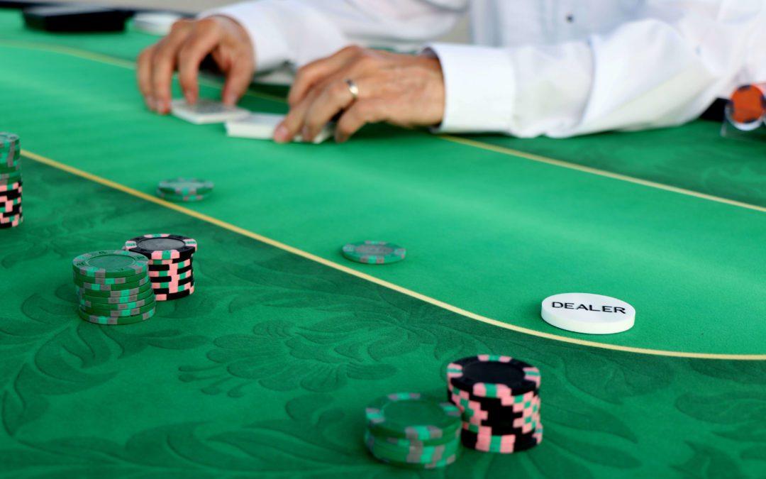 Texas Hold'em Poker Tournament for a Corporate Event